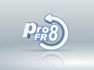 Logo for ProFr8